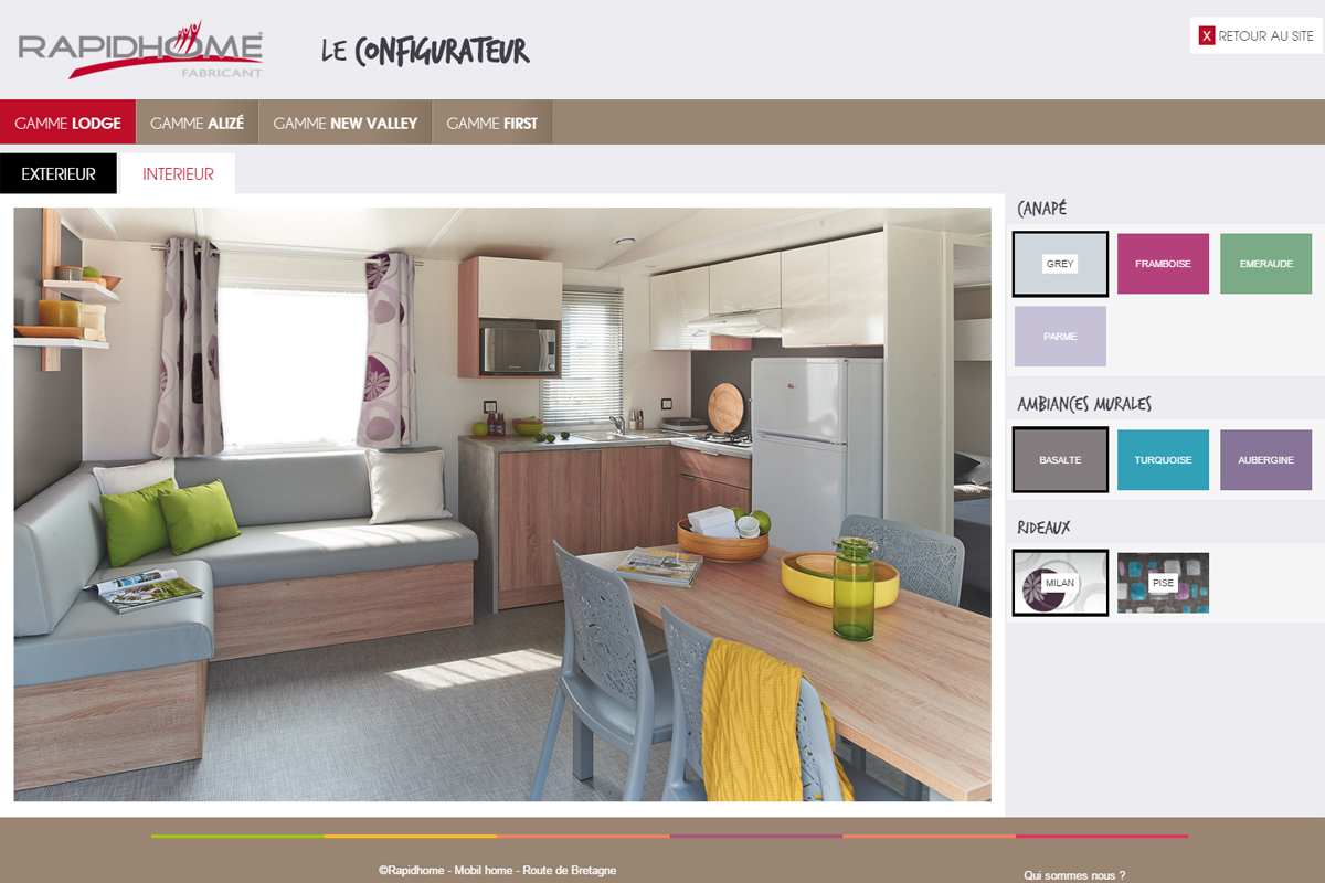 Leb communication agence de communication globale for Rapid home designs