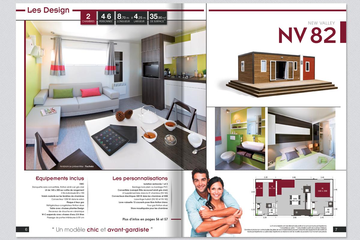 logiciel de conception de catalogue de produits d 39 inspiration. Black Bedroom Furniture Sets. Home Design Ideas